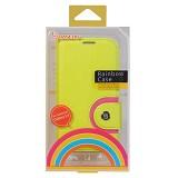 BASEUS Rainbow Case Samsung Galaxy S4 [LTSAI9500-RW06] - Green - Casing Handphone / Case